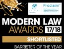 Barrister of the Year MLA